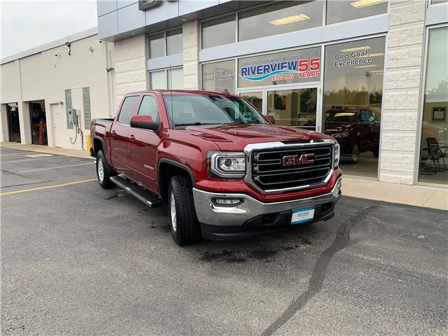 2018 GMC Sierra 1500 SLE (Stk: U1881) in WALLACEBURG - Image 1 of 9