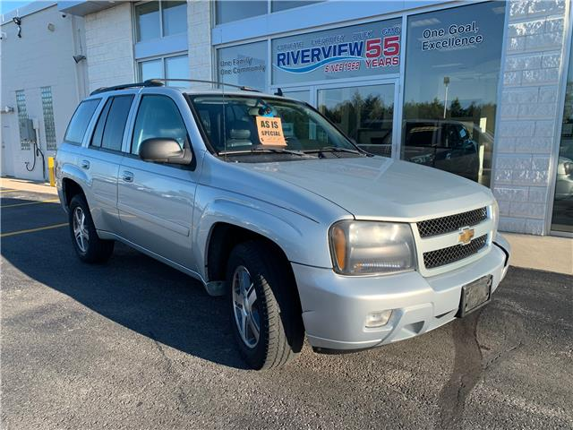 2007 Chevrolet TrailBlazer  (Stk: 20010C) in WALLACEBURG - Image 1 of 9