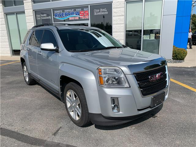 2011 GMC Terrain SLT-1 (Stk: U1880A) in WALLACEBURG - Image 1 of 11