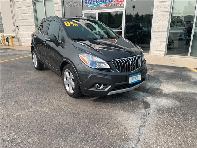 2016 Buick Encore Convenience (Stk: U1869) in WALLACEBURG - Image 1 of 20
