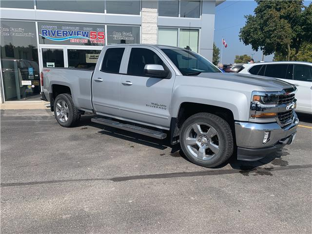 2018 Chevrolet Silverado 1500  (Stk: 20305A) in WALLACEBURG - Image 1 of 18