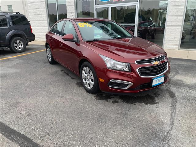 2016 Chevrolet Cruze Limited 1LT (Stk: 20129A) in WALLACEBURG - Image 1 of 13