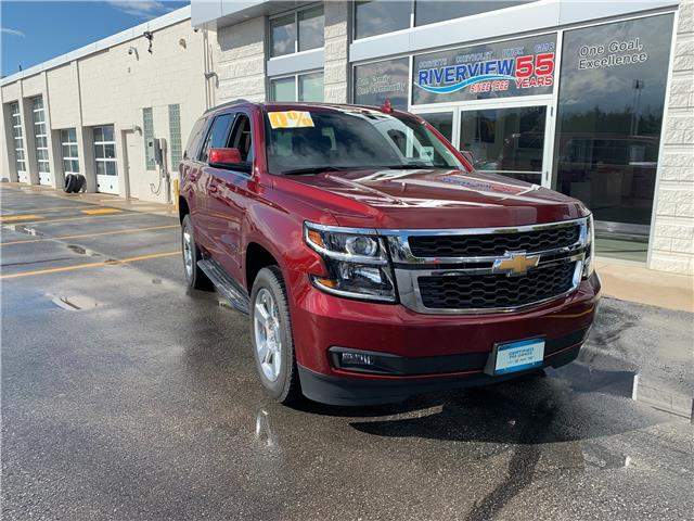 2019 Chevrolet Tahoe LT (Stk: 20299A) in WALLACEBURG - Image 1 of 14