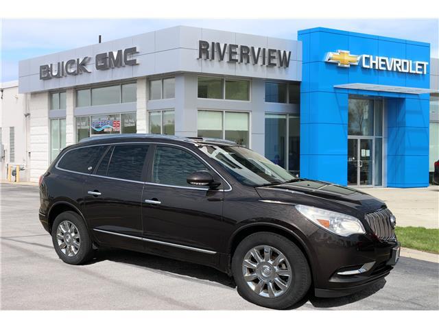 2013 Buick Enclave Premium 5GAKVDKD5DJ204991 20247A in WALLACEBURG