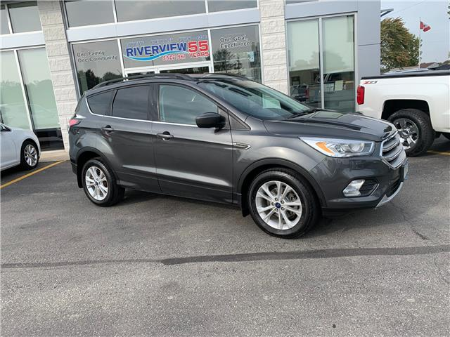 2017 Ford Escape SE (Stk: 20246A) in WALLACEBURG - Image 1 of 20
