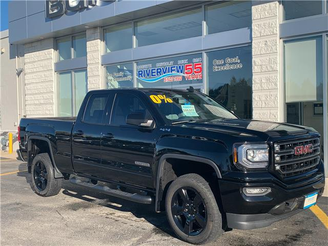 2017 GMC Sierra 1500 Base (Stk: 20317A) in WALLACEBURG - Image 1 of 9