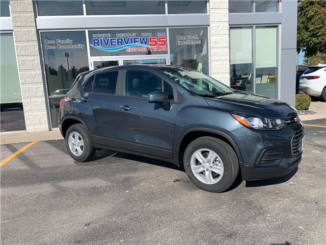 2018 Chevrolet Trax LT (Stk: 20329A) in WALLACEBURG - Image 1 of 16