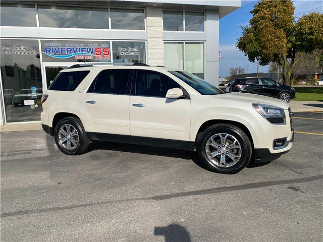 2014 GMC Acadia SLT1 (Stk: 20332A) in WALLACEBURG - Image 1 of 16