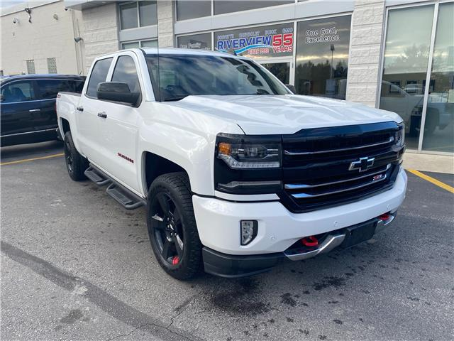 2018 Chevrolet Silverado 1500  (Stk: U1888) in WALLACEBURG - Image 1 of 17