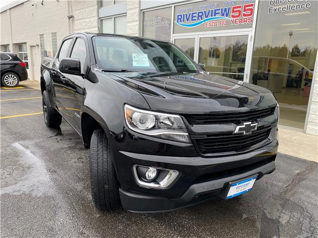 2017 Chevrolet Colorado LT (Stk: U1885) in WALLACEBURG - Image 1 of 20