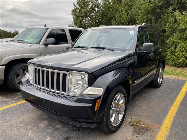 2009 Jeep Liberty Limited Edition (Stk: 20339A) in WALLACEBURG - Image 1 of 6