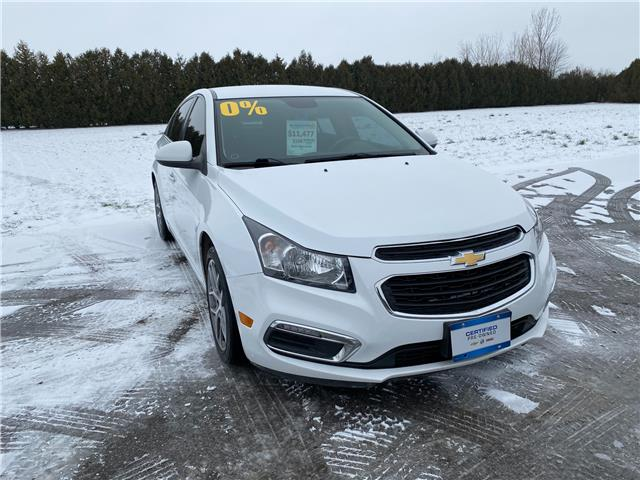 2016 Chevrolet Cruze Limited 1LT (Stk: 21058A) in WALLACEBURG - Image 1 of 15