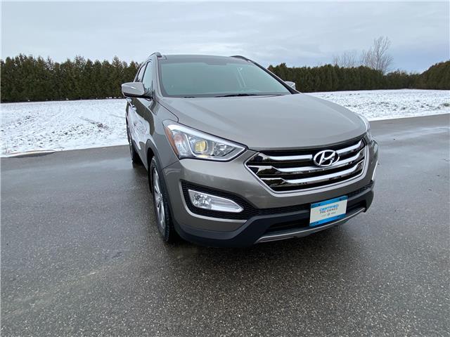 2016 Hyundai Santa Fe Sport 2.0T Limited Adventure Edition (Stk: 21099A) in WALLACEBURG - Image 1 of 20