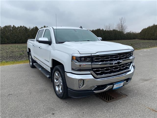 2018 Chevrolet Silverado 1500  (Stk: 20006A) in WALLACEBURG - Image 1 of 16