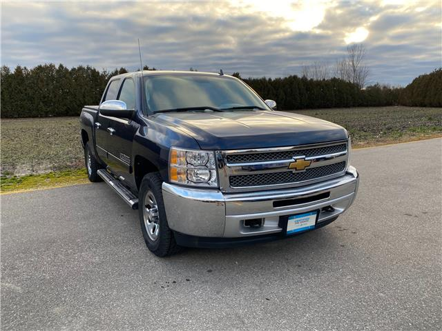 2012 Chevrolet Silverado 1500 LS (Stk: 21076B) in WALLACEBURG - Image 1 of 10