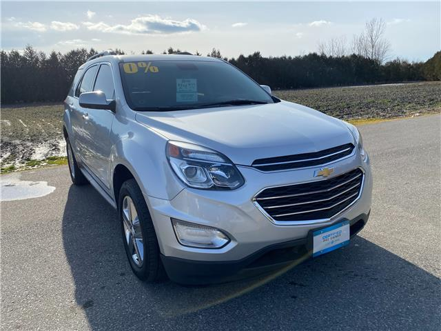 2016 Chevrolet Equinox LT (Stk: U1889A) in WALLACEBURG - Image 1 of 14