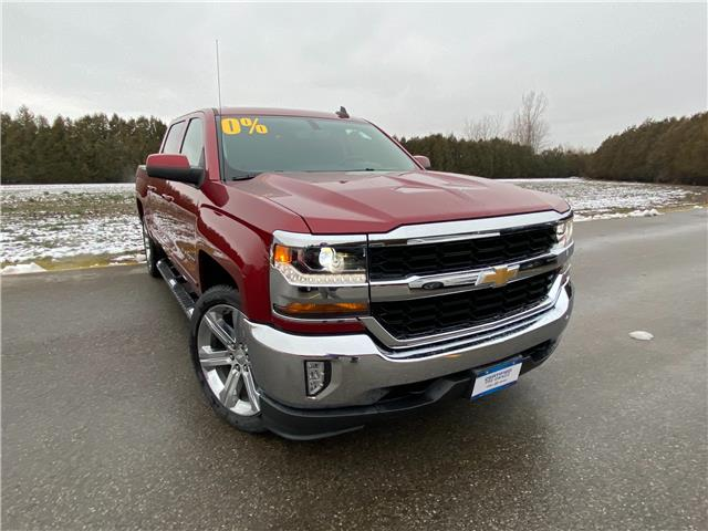 2018 Chevrolet Silverado 1500  (Stk: 21115A) in WALLACEBURG - Image 1 of 14