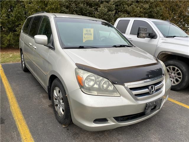 2006 Honda Odyssey EX (Stk: 21047A) in WALLACEBURG - Image 1 of 6