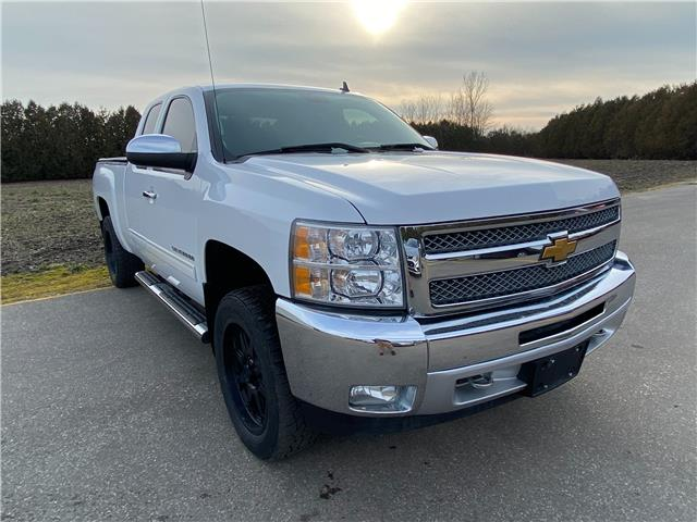 2012 Chevrolet Silverado 1500 LT (Stk: U1888A) in WALLACEBURG - Image 1 of 12