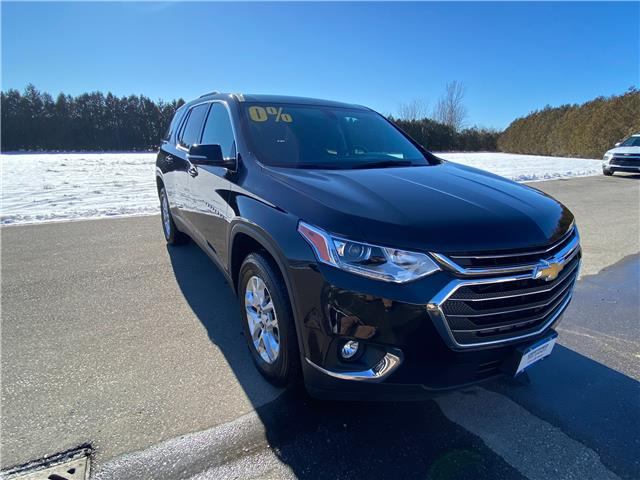 2018 Chevrolet Traverse LT 1GNEVGKW5JJ184582 U1905 in WALLACEBURG