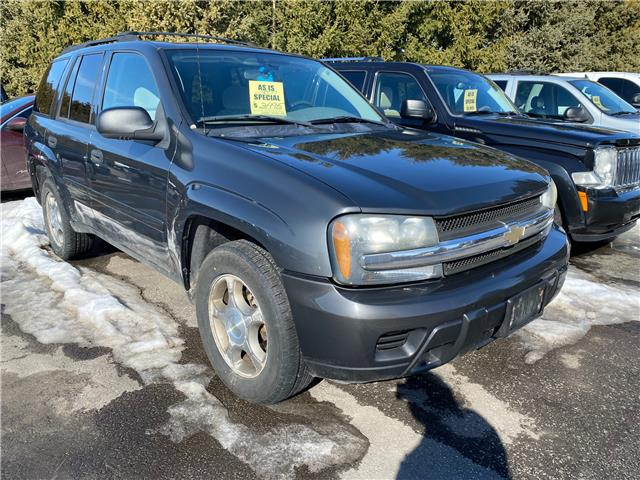 2007 Chevrolet TrailBlazer  (Stk: 20286A) in WALLACEBURG - Image 1 of 10