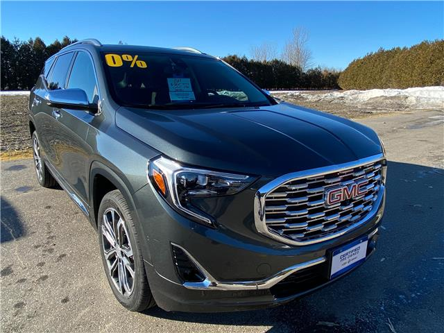 2019 GMC Terrain Denali (Stk: U1932) in WALLACEBURG - Image 1 of 25