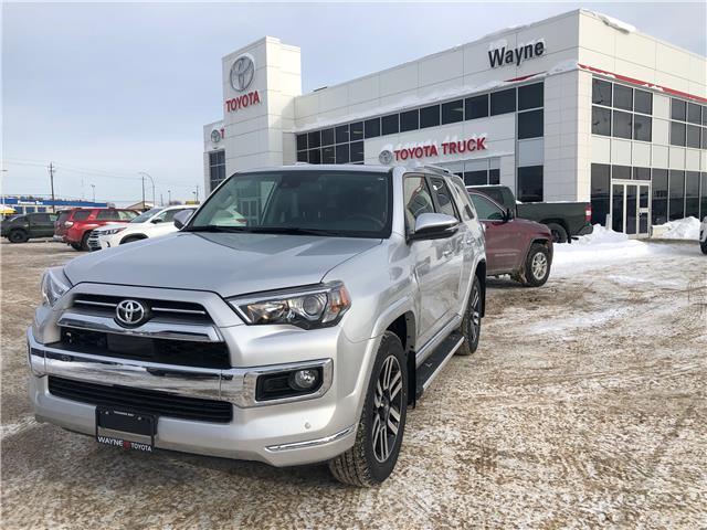 2020 Toyota 4Runner Base (Stk: 22018) in Thunder Bay - Image 1 of 19