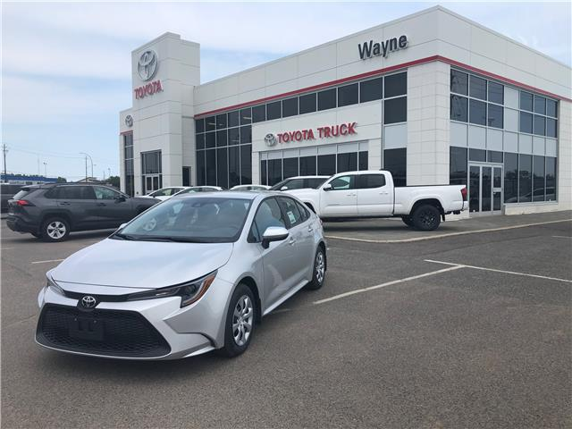 2020 Toyota Corolla LE (Stk: 22276) in Thunder Bay - Image 1 of 17