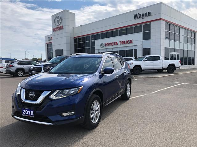 2018 Nissan Rogue SV (Stk: 11145) in Thunder Bay - Image 1 of 30