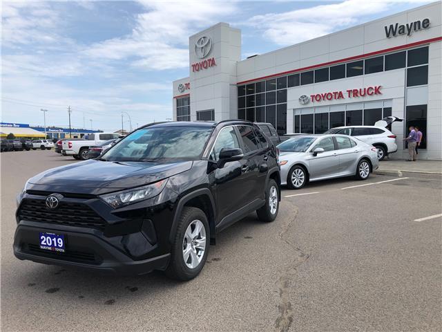 2019 Toyota RAV4 LE (Stk: 11137) in Thunder Bay - Image 1 of 26