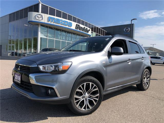 2016 Mitsubishi RVR SE Limited Edition (Stk: 16958A) in Oakville - Image 1 of 16