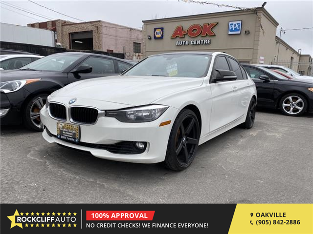2013 BMW 328i xDrive (Stk: ) in Oakville - Image 1 of 6