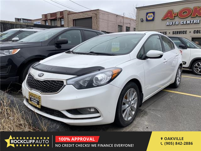 2016 Kia Forte 1.8L LX (Stk: -) in Oakville - Image 1 of 6