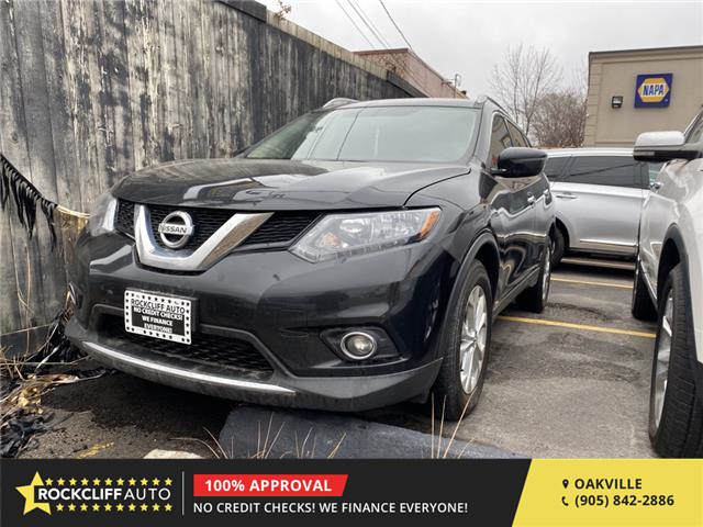 2016 Nissan Rogue S (Stk: -) in Oakville - Image 1 of 4