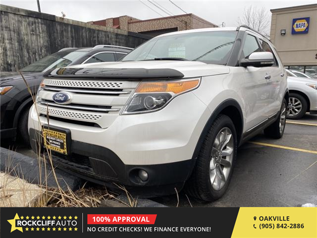 2012 Ford Explorer Limited (Stk: ) in Oakville - Image 1 of 9