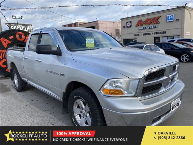 2011 Dodge Ram 1500 ST (Stk: ) in Oakville - Image 1 of 10