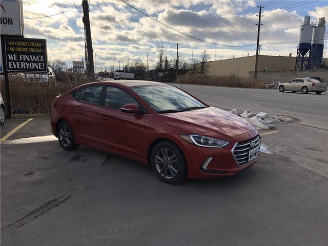 2017 Hyundai Elantra GLS (Stk: -) in Oakville - Image 1 of 17