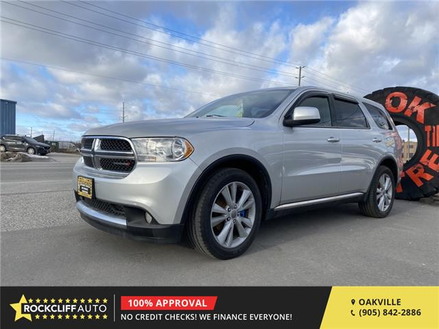 2013 Dodge Durango SXT (Stk: -) in Oakville - Image 1 of 8