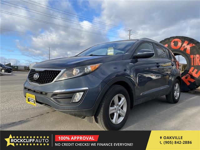 2014 Kia Sportage LX (Stk: 000011) in Oakville - Image 1 of 8