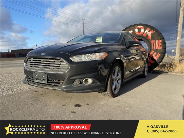 2014 Ford Fusion SE (Stk: ) in Oakville - Image 1 of 7