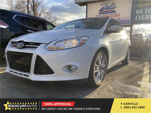 2012 Ford Focus SEL (Stk: ) in Oakville - Image 1 of 6