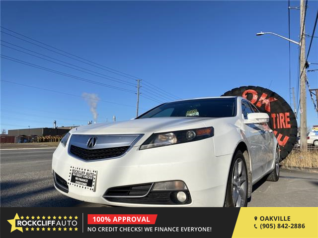 2012 Acura TL Base (Stk: ) in Oakville - Image 1 of 10
