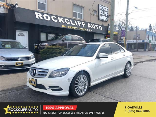 2011 Mercedes-Benz C-Class Base (Stk: 537790) in Oakville - Image 1 of 16
