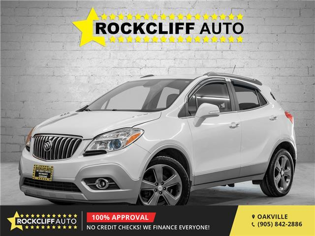 2014 Buick Encore Leather (Stk: 21-83A) in Oakville - Image 1 of 20