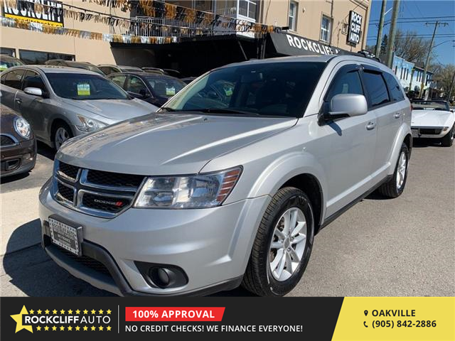 2013 Dodge Journey SXT/Crew (Stk: 708193) in Oakville - Image 1 of 17