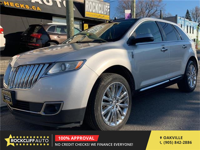 2011 Lincoln MKX  (Stk: J25211) in Oakville - Image 1 of 20