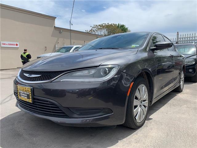 2015 Chrysler 200 LX (Stk: 696527) in Oakville - Image 1 of 14