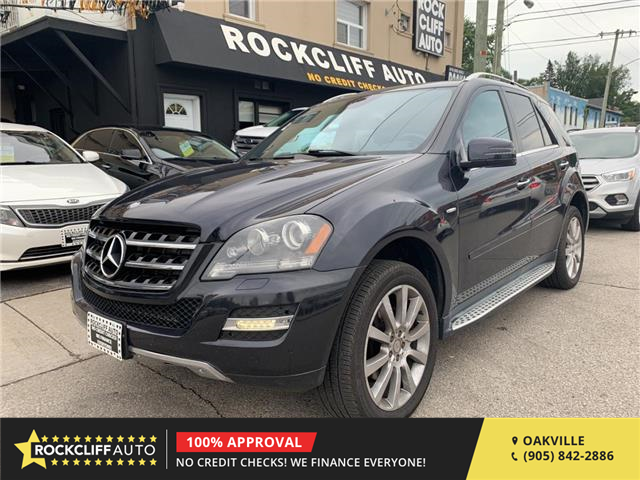 2011 Mercedes-Benz M-Class Base (Stk: 671919) in Oakville - Image 1 of 22