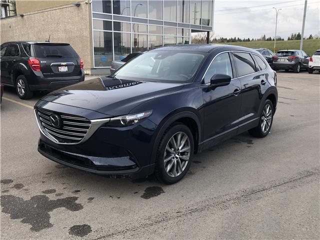 2019 Mazda CX-9 GS-L (Stk: K8098) in Calgary - Image 1 of 27