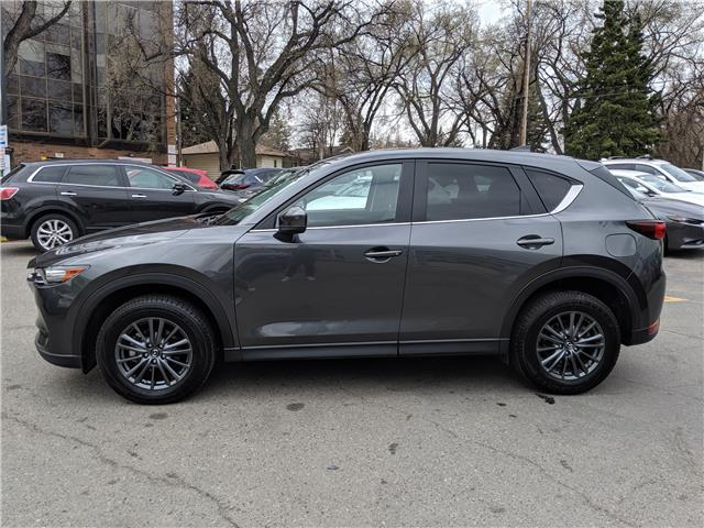2019 Mazda CX-5 GS (Stk: N3003) in Calgary - Image 1 of 23